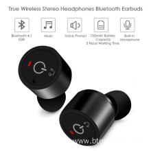 Best quality and factory for In-Ear Wireless Bluetooth Mini Bluetooth 4.2 Smart Earphone for iPhone export to Germany Manufacturer
